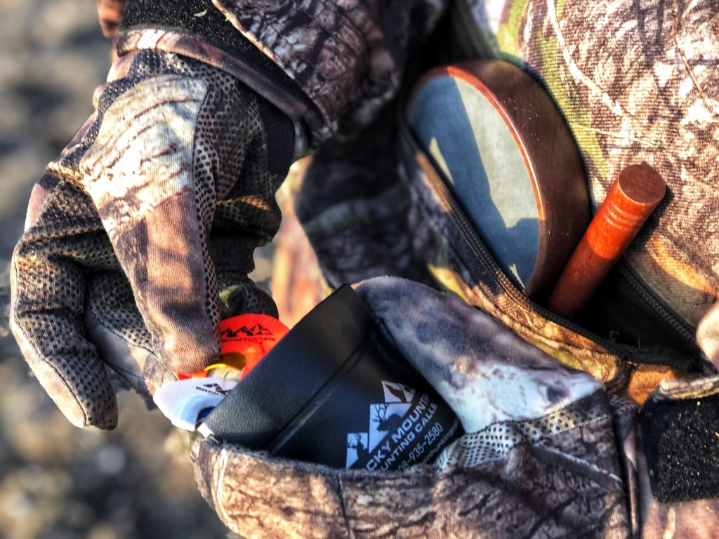 The sounds of wild turkeys are easy to replicate with the help of Rocky Mountain Hunting Calls. Whether you are shopping for friction calls, locator calls or the best in diaphragm calls, Rocky Mountain Hunting Calls has a product to push the limits.