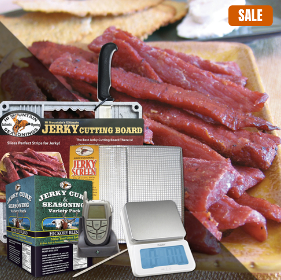Father's Day Sale for Hi Mountain Seasonings