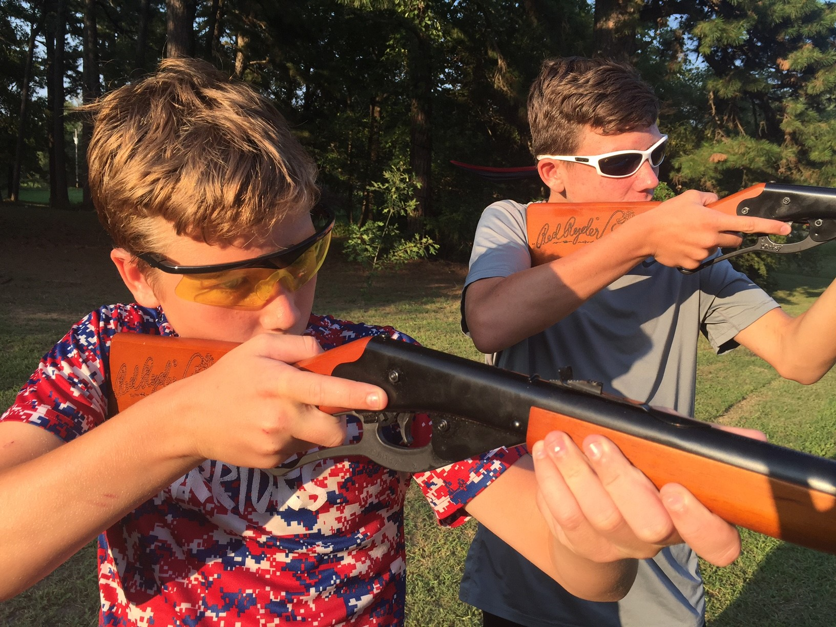 Get That Kid a BB Gun